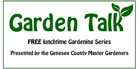 """Garden Talk"" lunch time series - Propagating from Cuttings"