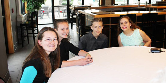 4-Hers can participate in STARR - a weekend trip for NYS 4-H teens.
