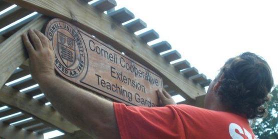 CCE-Schuyler Teaching Garden 2012