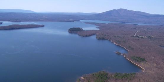 Ashokan Reservoir, Ulster County, NY