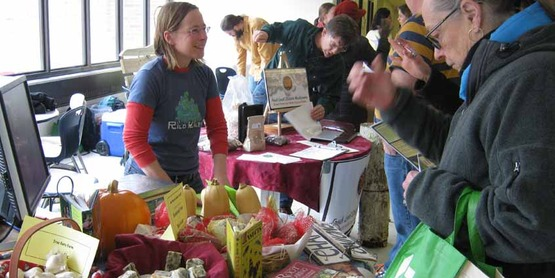 CSA farmers answer questions about their share programs.