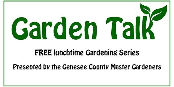 """Garden Talk"" lunch time series - CCE Garden IPM Tour"