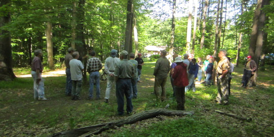 ...ways to manage your woods and other resources,