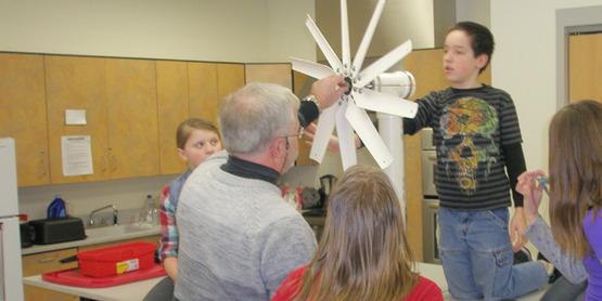 Wind Energy Education
