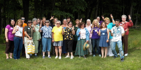 Caregiver Retreat, 2015