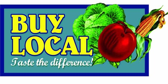 Your purchases support our local farmers and our regional economy!