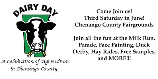 Dairy Day Banner