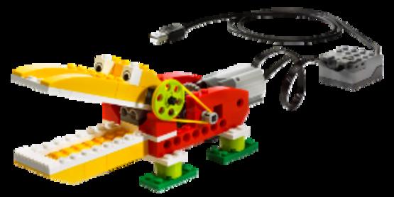 4-H WEDO Robotics