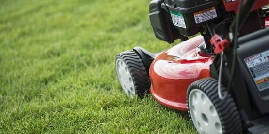 Keeping blades sharpen is better for your lawn.