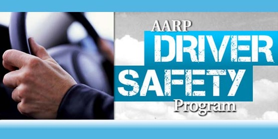 AARP Smart Driver Workshop - 2 Day Course                                                          (must be able to attend both days)