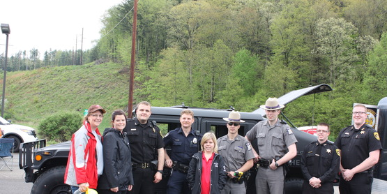 Touch a Truck--Community Partners