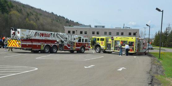 Touch a Truck-- Fire Department