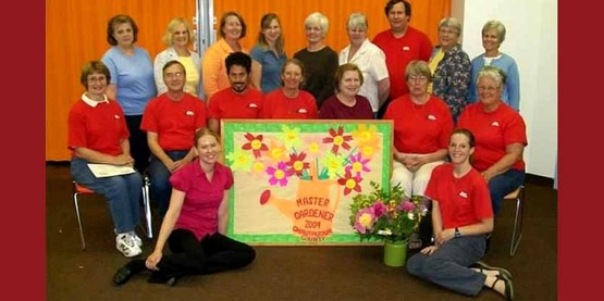 Master Gardener Class of 2009