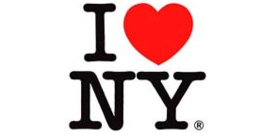 I Love NY logo, from http://www.iloveny.com/