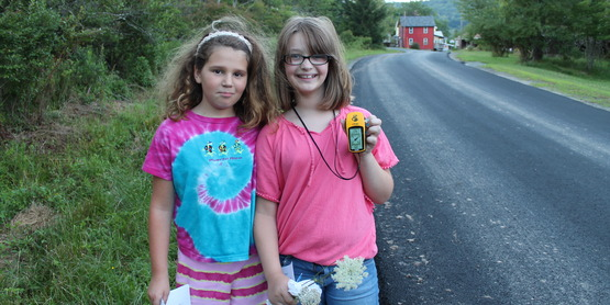 Geocaching with GPS Technology