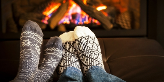 Keep your home cozy and still save energy in the winter, with our tips.