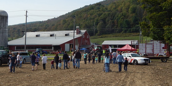 Farm City Day 2018 is at the Moss Van-Wie Farm Sept. 29