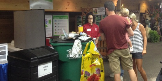 DC Fair Organics Recycling Education 2014