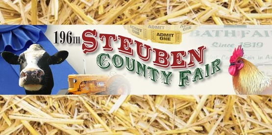 The Steuben County Fair runs from August 15-20, 2017.
