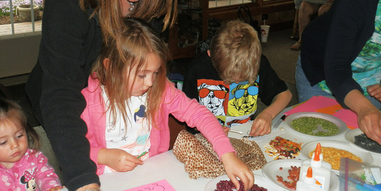 Activities vary during our monthly Cloverbud Activity Nights.