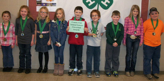 4-H is for all youth ages 5-18