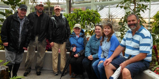 Master Gardener Volunteers visit the Ottawa Experimental Farm