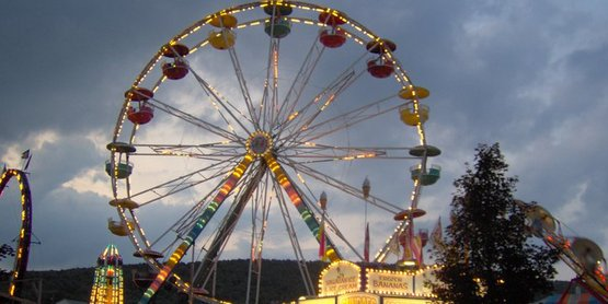 The Allegany County Fair is an event not to be missed!