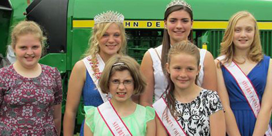 2016-17 Dairy Princess