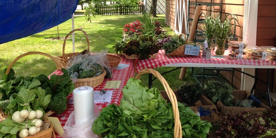 East Meadow Community Farm Stand