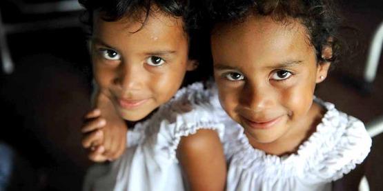 sisters in Nicaragua