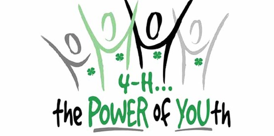 4-H Power of Youth logo