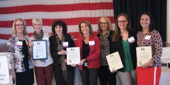 PC Community Resilience Coalition, 2017 Fred L. Dill Community Service Networking Award