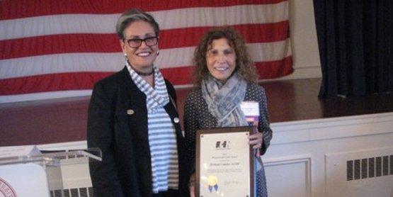 Dorinda Cataldo, 2017 Professional Career Recognition Award