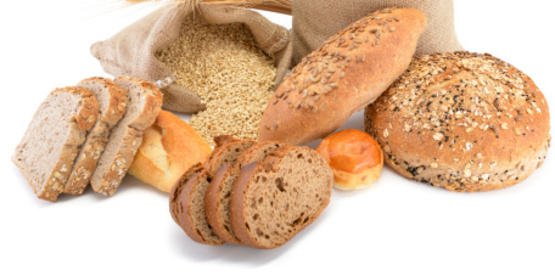 Identify the difference between whole grains and refined grains and choose healthier options.