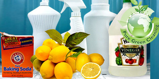eco friendly cleaning products