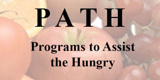 PATH are funds available to support daily and weekly feeding programs and food pantries.