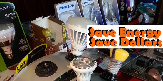 Save Energy Save Dollars workshops