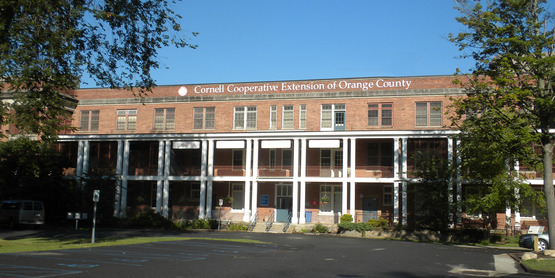 CCEOC building summer