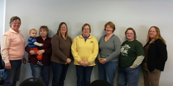 2014 Annie's Project participants in Broome County.