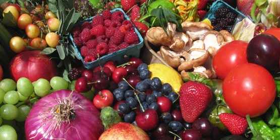 Allegany County Farmers' Markets provide freshly raised products to you and your family!
