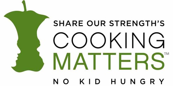 Cooking Matters logo - horizontal