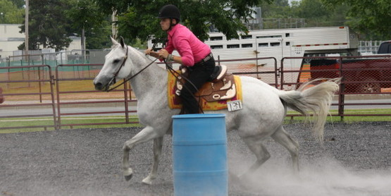 Cloverleaf Barrel Racing