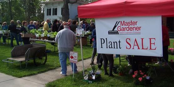 Genesee County Master Gardener Spring Garden Gala, 2014