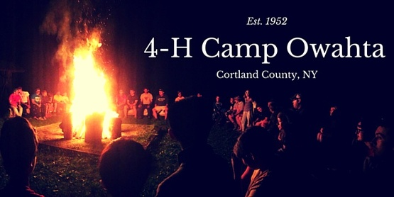 4-H Camp Owahta Fire