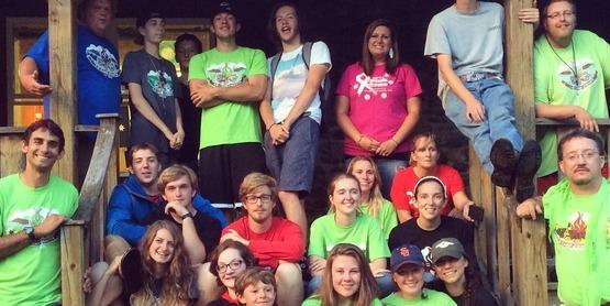 4-H Camp Owahta 2015 Camp Staff
