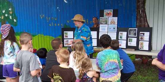 A CCE Genesee Master Gardener shares a program about bugs