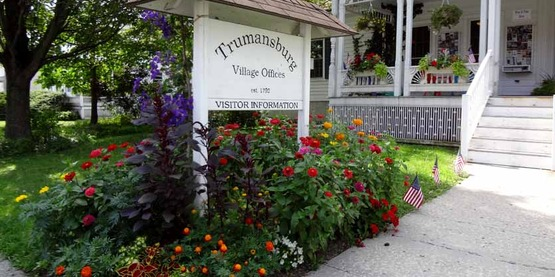 Rural Beautification Grant, Trumansburg Town Hall