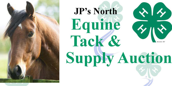 JP's North Equine Tack & Supply Auction
