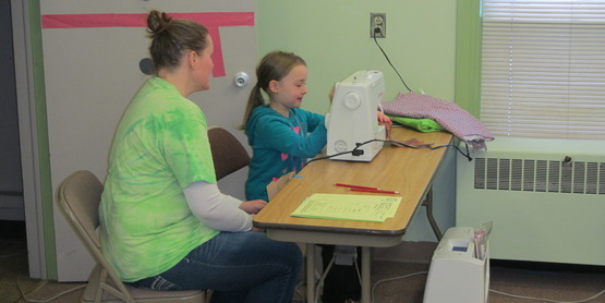 4-H Sewing Scholarship Due