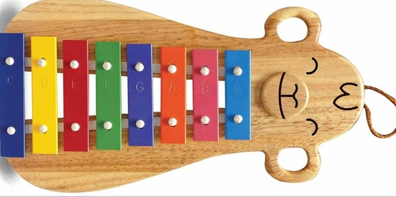 KHS America Monkey Glockenspiel 